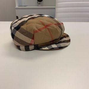 Unisex Burberry Cap